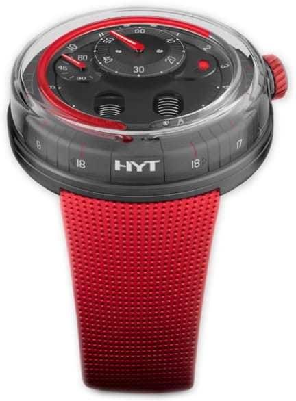 HYT H0 X EAU Rouge Anthracite