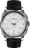 Anonimo Epurato Automatic Stainless Steel Case Galvanic Opalin Off-White Dial