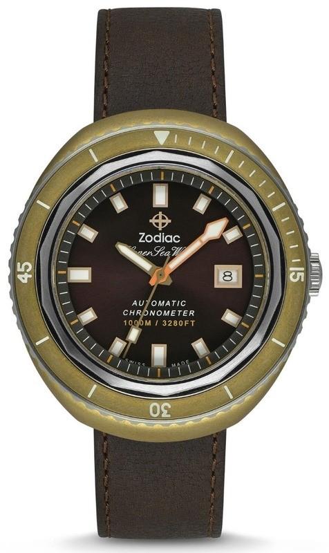 Zodiac Super Sea Wolf 68 Limited Edition
