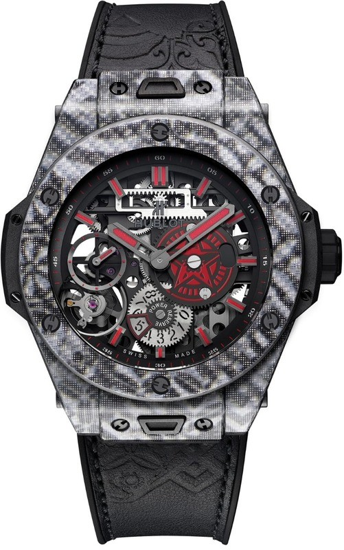 Hublot Big Bang Meca-10 Sherpard Fairey Grey