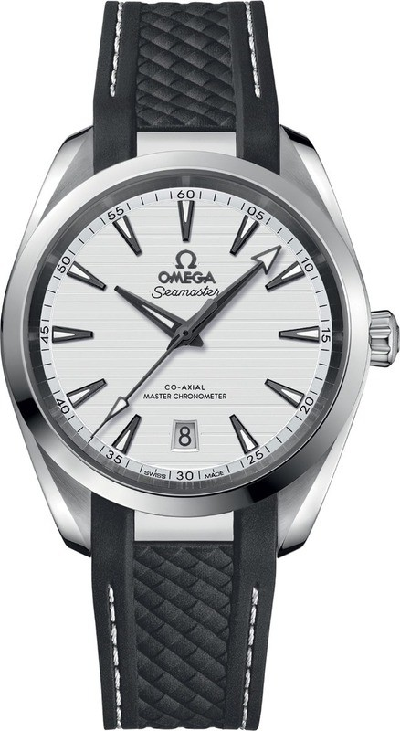 Omega Seamaster Aqua Terra 150m Co-Axial Master Chronometer 38mm White Dial