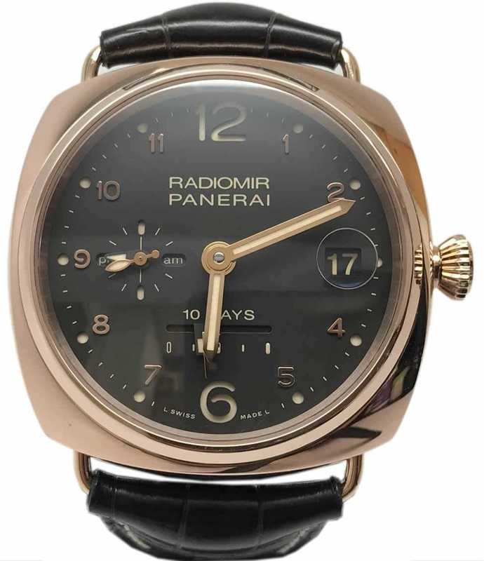 Panerai Radiomir 497 GMT 10-Day Limited Edition PAM00497