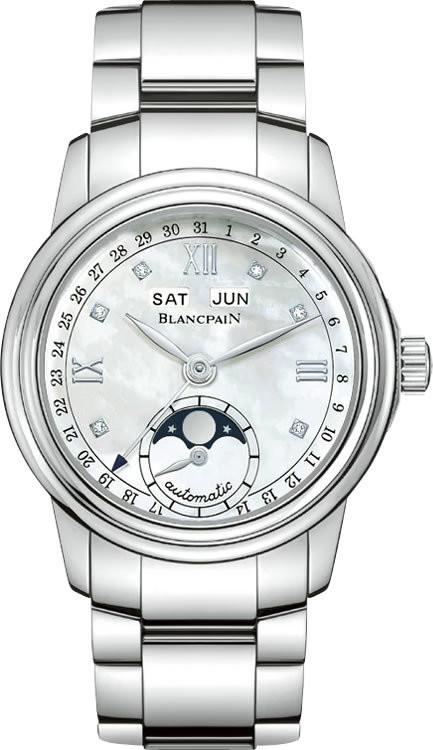 Blancpain Quantieme Complet Calendar 2360-1191A-71A