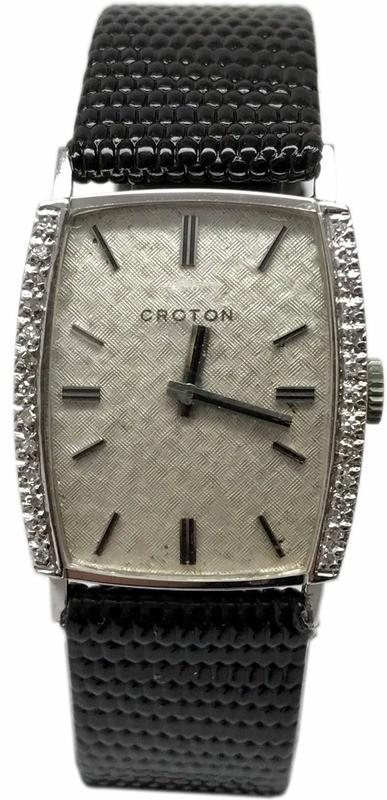 Croton 14k Watch