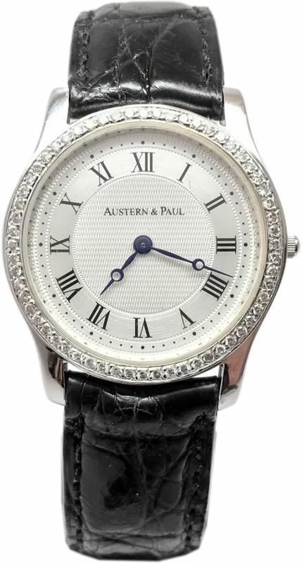 Austern & Paul 14k Diamonds Bezel
