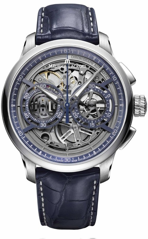 Maurice Lacroix Masterpiece Chronograph Skeleton Excellence