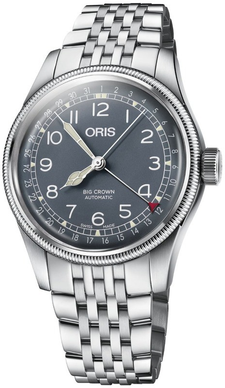 Oris Big Crown Pointer Date on Bracelet