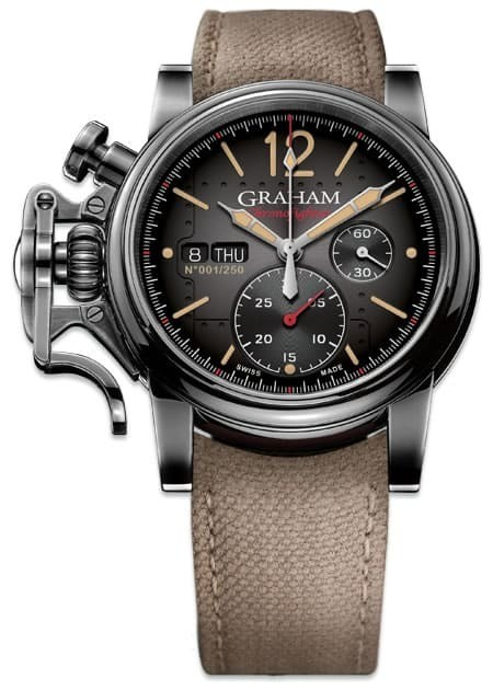 Graham Chronofighter Vintage Aircraft Limited Edition