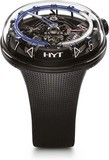 HYT H20 Black DLC Blue Limited Edition