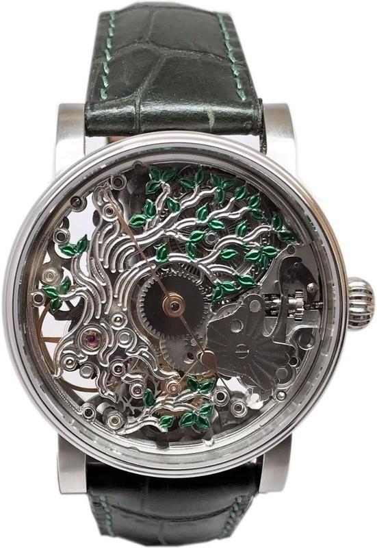 Schaumburg Watch Tree of Luck