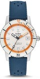 Zodiac Super Sea Wolf Automatic Blue Rubber