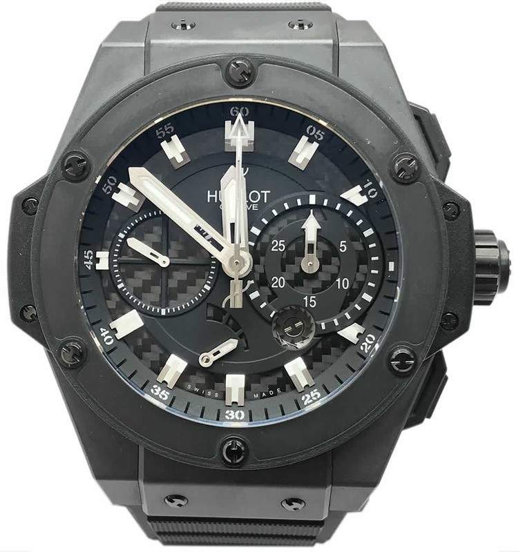 Hublot King Power Black Magic 709.CI.1770.RX