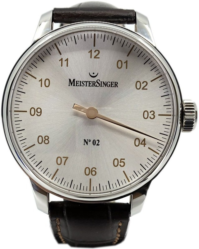 MeisterSinger No 02 AM6601G