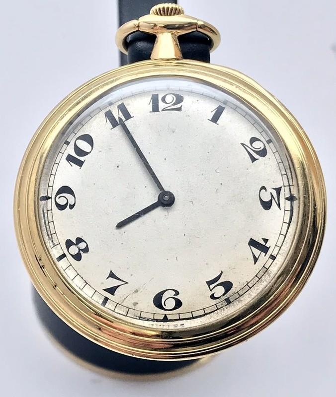 CH MEYLAN Pocket Watch