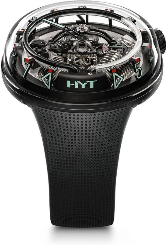 HYT H20 All Black