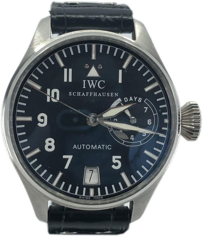 IWC Big Pilot Platinum Limited Edition IW5002-03