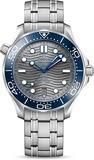 Omega Seamaster Diver 300M Co-Axial Master Chronometer on Bracelet