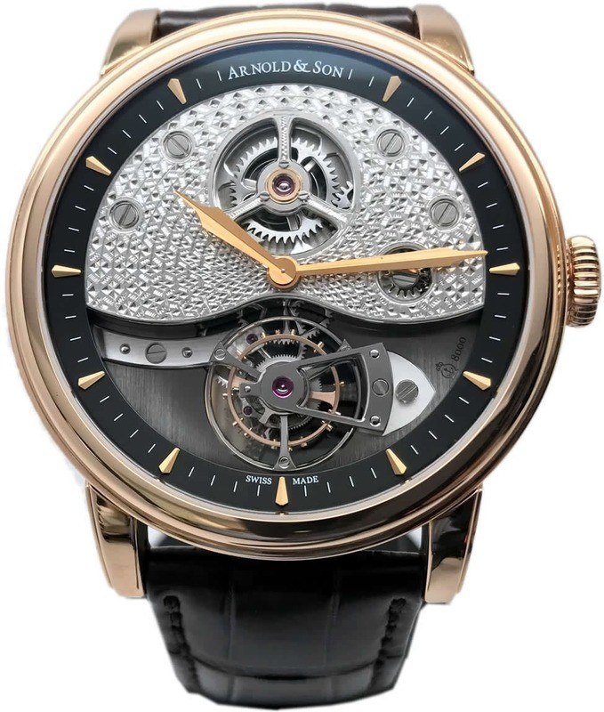 Arnold & Son TE8 Metiers D'art I 1SJAP.B04A.C113A