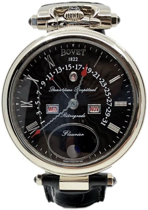 Bovet Amadeo Fleurier 42 Perpetual Calendar Retrograde GMT
