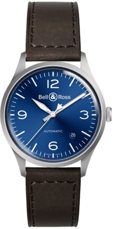 Bell & Ross Vintage BR V1-92 Blue Steel