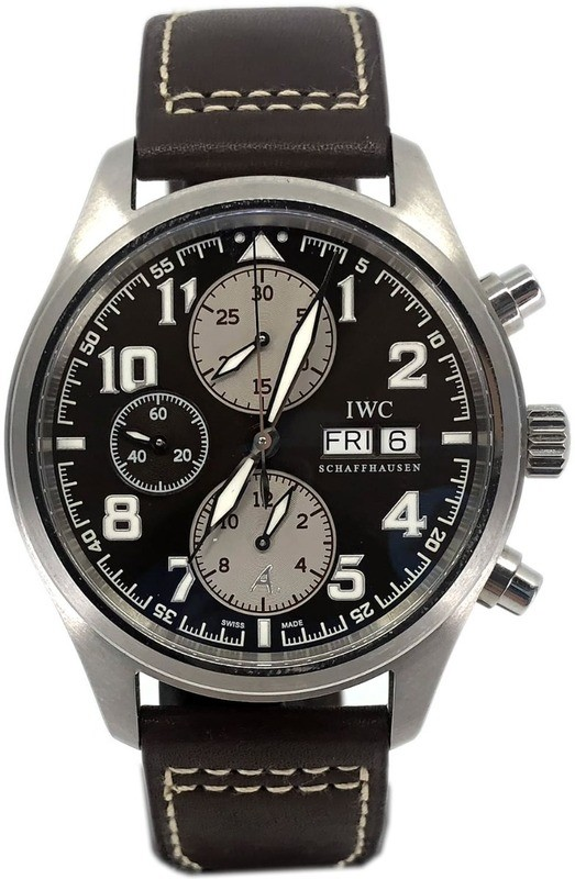 IWC St. Exupery Pilots Chronograph Special Edition IW371709