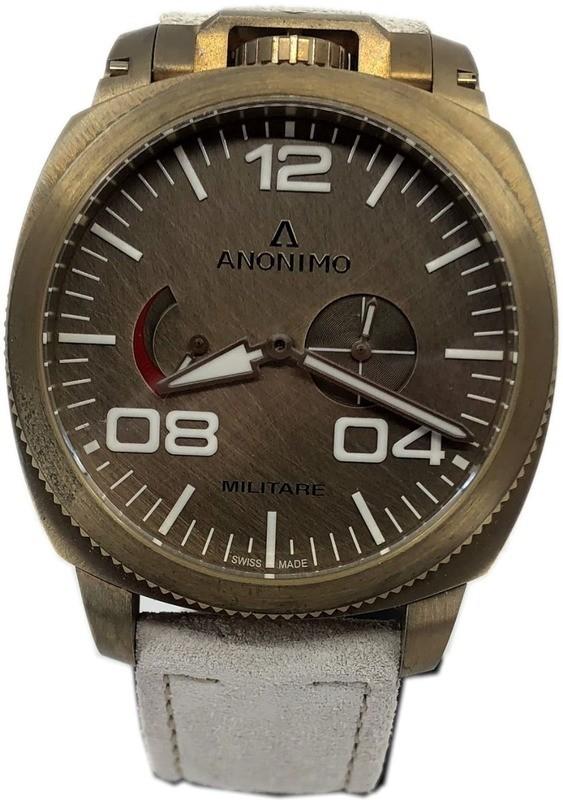 Anonimo Militare Alpine Bronze Limited Edition