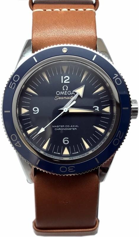 Omega Seamaster 300 233.90.41.21.03.001