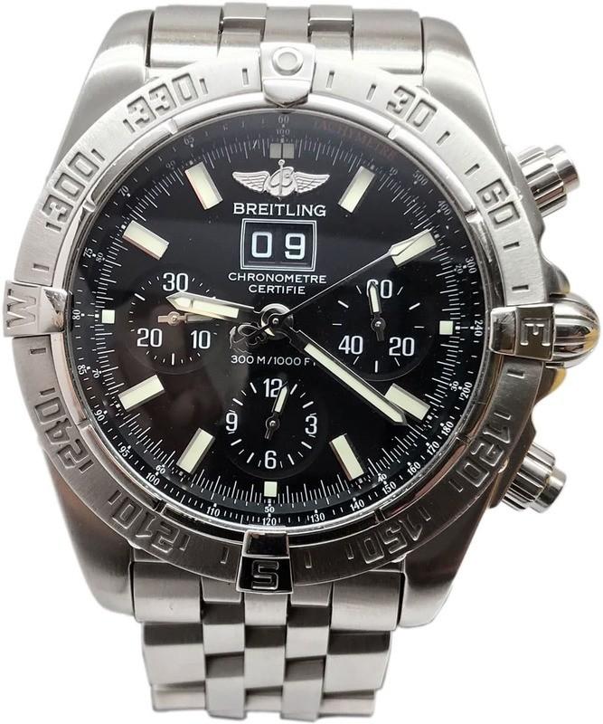 Breitling Blackbird A44359
