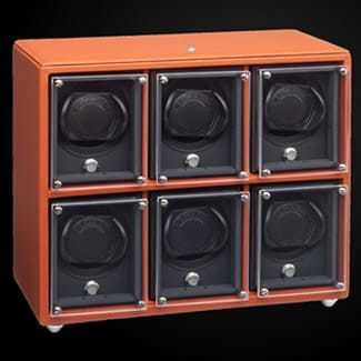 Underwood EvO Six Module Unit with Frame Watch Winder