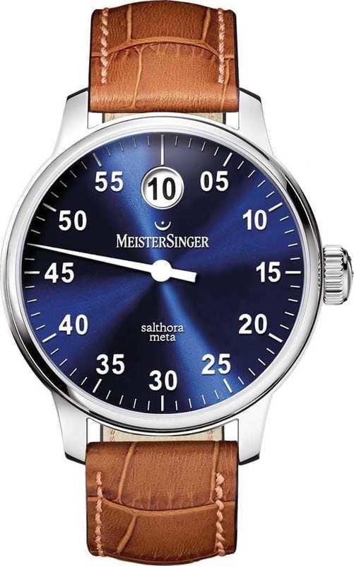 MeisterSinger Salthora Meta Blue SAM908
