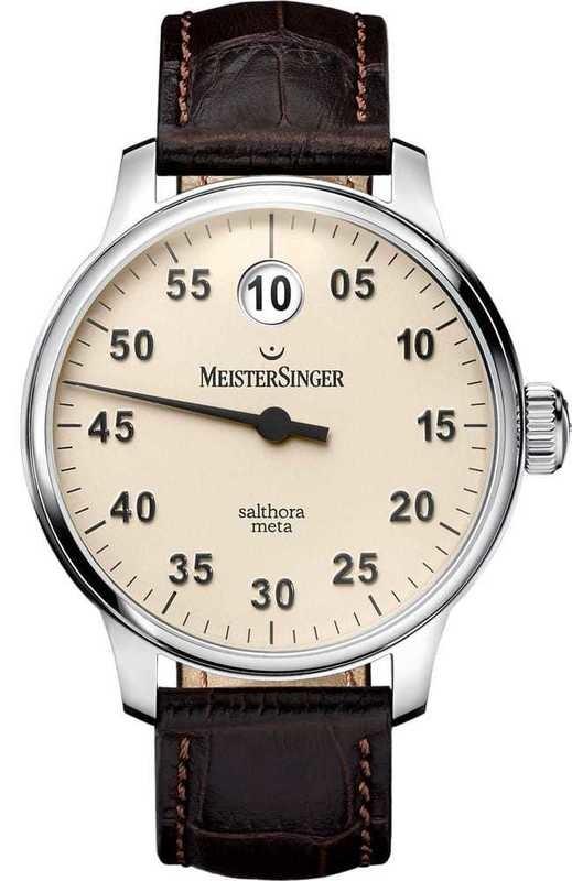MeisterSinger Salthora Meta Ivory SAM903