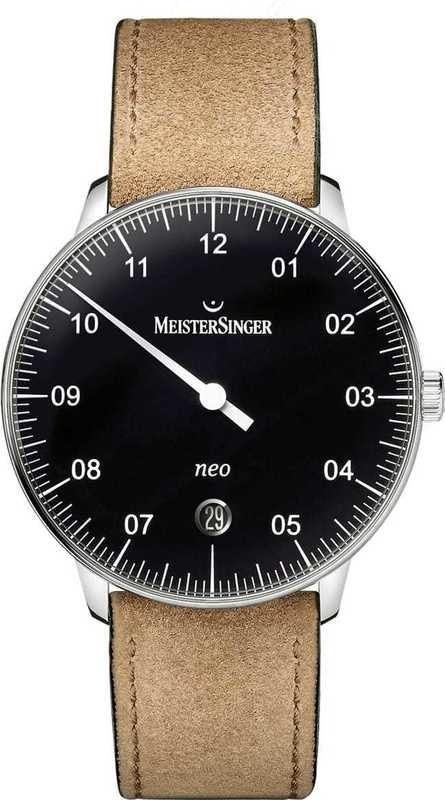 MeisterSinger Neo Black NE902N
