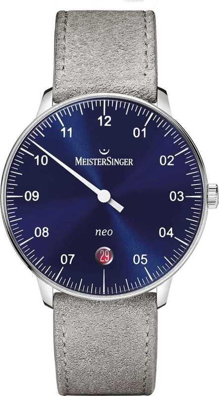 MeisterSinger Neo Blue NE908N