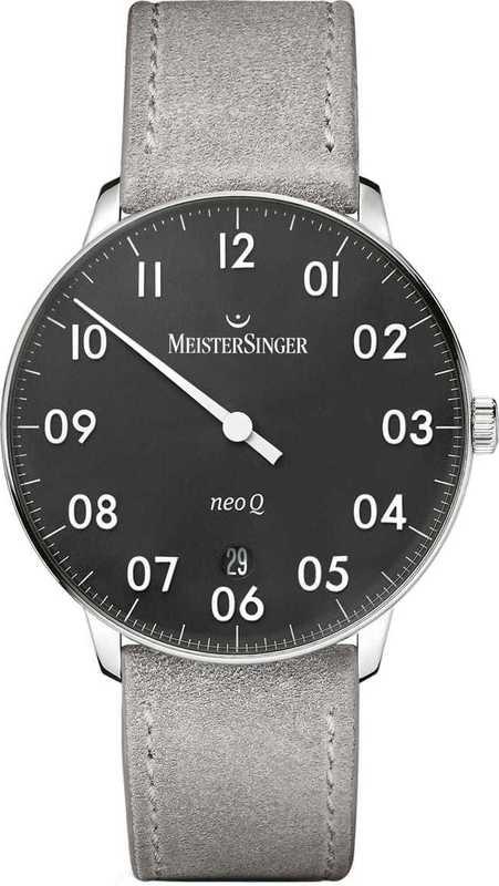 MeisterSinger Neo Q Black NQ902N