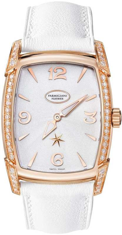 Parmigiani Fleurier Kalparisma Rose Gold Set Ivory PFC125-1020700-HE2421