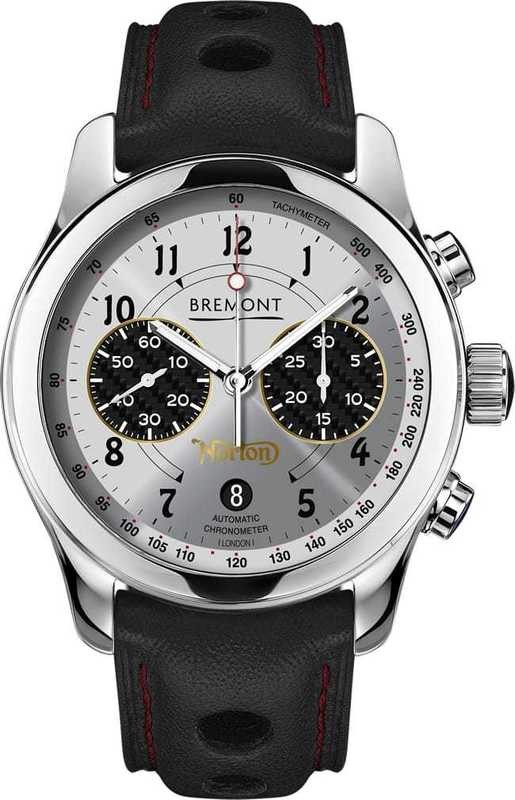 Bremont Norton V4/RR Limited Edition