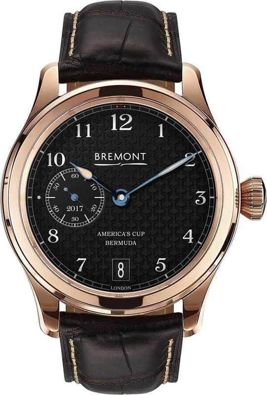 Bremont Americas Cup AC35