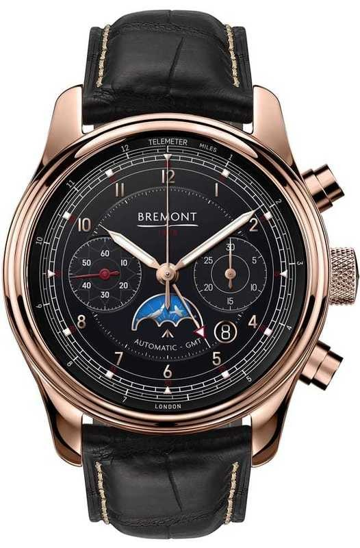 Bremont 1918 Rose Gold Limited Edition