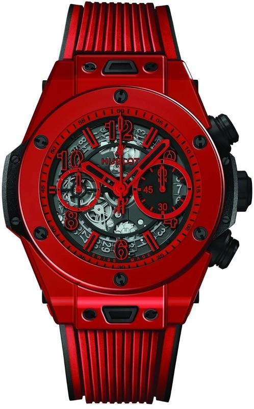 Hublot Big Bang Unico Red Magic Limited Edition
