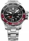 Ball Engineer Hydrocarbon AeroGMT II Black Dial