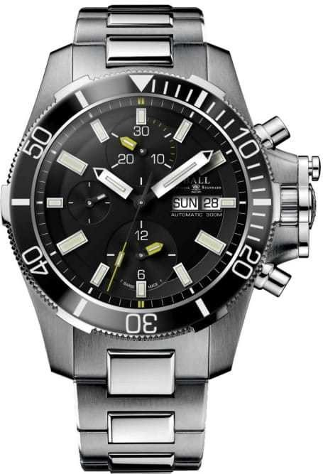 Ball Engineer Hydrocarbon Submarine Warfare Ceramic Chronograph