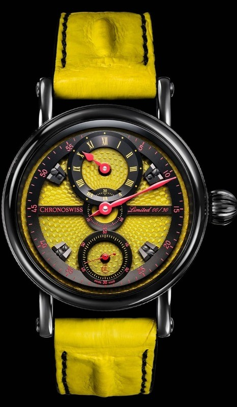 Chronoswiss Flying Grand Regulator Limited Edition