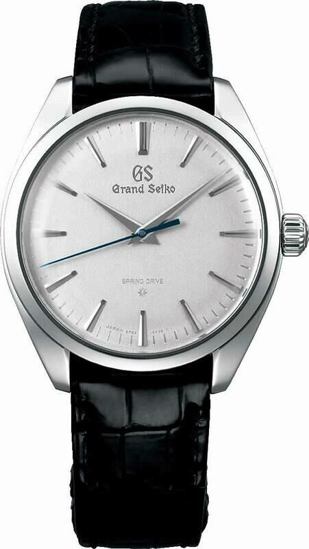 Grand Seiko Elegance SBGZ003 White Dial