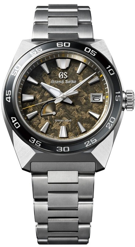 Grand Seiko Sport SBGA403 Spring Drive Limited Edition