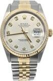 Rolex Datejust 16233 T Serial