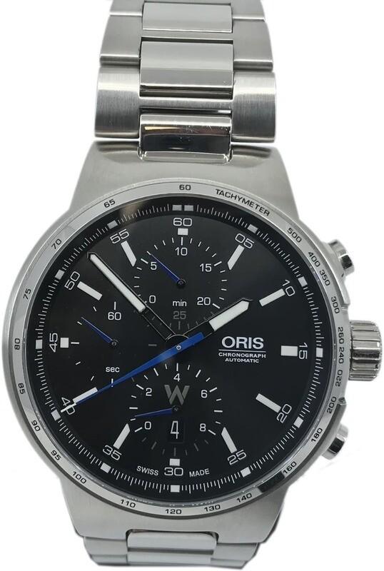 Oris Williams Chronograph 01.774.7717.4154-07 8 24 50