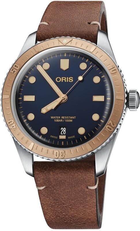 Oris Divers Sixty Five Bi-Color