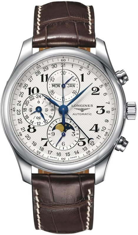 Longines Master Collection Chronograph Moon Phase