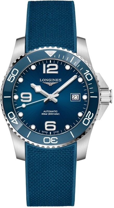 Longines Hydroconquest Blue