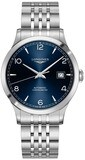 Longines Record Blue Dial